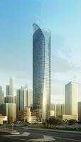 Cityscape Skyscraper 022 3D Model
