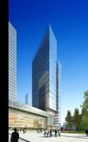 Cityscape Skyscraper 024 3D Model
