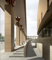 Architecture 795 office Building 3D Model