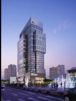 Cityscape Skyscraper 029 3D Model