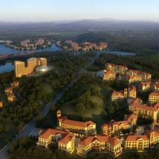 Hotel 031 3D Model