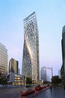 Cityscape Skyscraper 034 3D Model