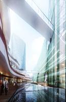 Cityscape Skyscraper 039 3D Model