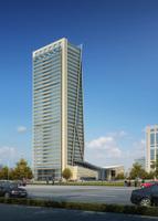 Cityscape Skyscraper 041 3D Model