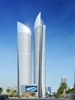 Cityscape Skyscraper 047 3D Model