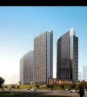 Cityscape Skyscraper 053 3D Model