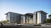 Office Building 057 3D Model