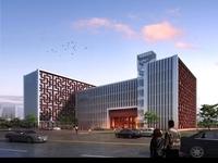 Office Building 058 3D Model
