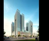 Cityscape Skyscraper 061 3D Model