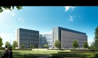 Office Building 062 3D Model