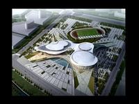 Stadium 070 3D Model