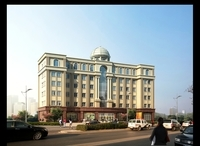 Hotel 071 3D Model