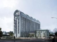 Office Building 089 3D Model