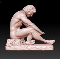 Sculpture 01 3D Model