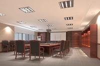 Conference Room 18 3D Model