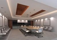 Conference Room 22 3D Model