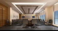 Conference Room 23 3D Model
