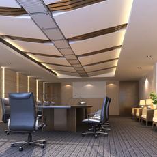 Conference Room 25 3D Model