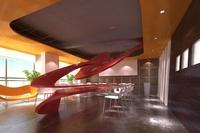 Conference Room 26 3D Model
