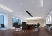 Conference Room 27 3D Model