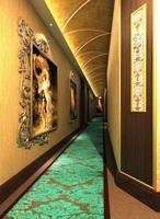 Corridor 001 3D Model