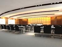 Conference Room 31 3D Model