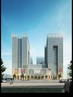 Cityscape Skyscraper 098 3D Model