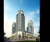 Cityscape Skyscraper 099 3D Model