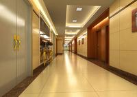 Corridor 005 3D Model