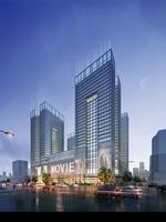 Cityscape Skyscraper 100 3D Model