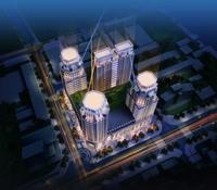 Cityscape Skyscraper 087 3D Model