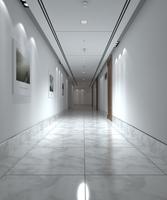 Corridor 016 3D Model