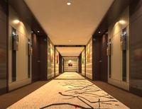 Corridor 019 3D Model