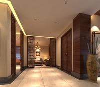 Corridor 021 3D Model