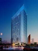 Cityscape Skyscraper 105 3D Model
