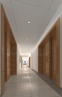 Corridor 026 3D Model