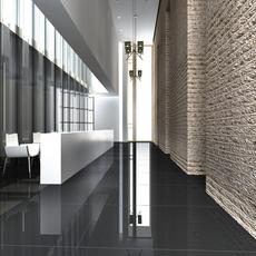 Corridor 029 3D Model