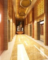 Elevator Space 005 3D Model