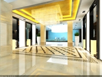 Elevator Space 006 3D Model