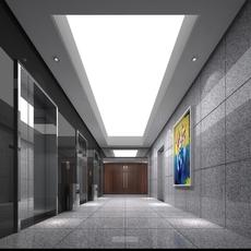 Elevator Space 010 3D Model
