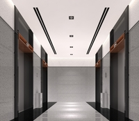 Elevator Space 011 3D Model