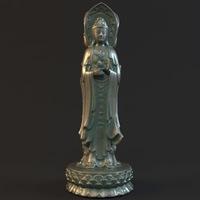 Kwan-yin 016 3D Model