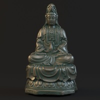 Kwan-yin 041 3D Model