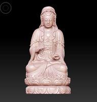 Kwan-yin 049 3D Model
