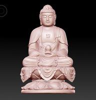 Sakyamuni Buddha 15 3D Model