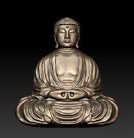 Sakyamuni Buddha 17 3D Model