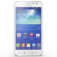 Samsung Galaxy Core Advance White 3D Model