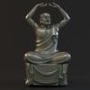 14 30 01 397 buddist arhat 006 1 4