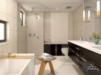 Bathroom 30 3D Model