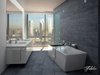 Bathroom 29 3D Model